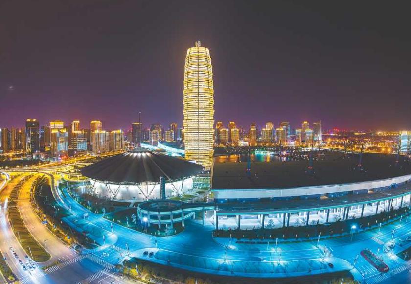 郑州第38届中原医疗器械(2021年)春季展览